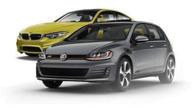 Volkswagen et BMW