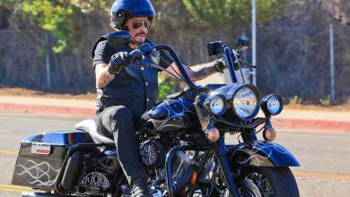 Photo of Johnny Hallyday n'a même pas laissé une moto à sa fille