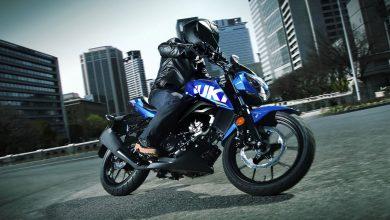 Photo of Le petit roadster Suzuki GSX S125 disponible à Maurice