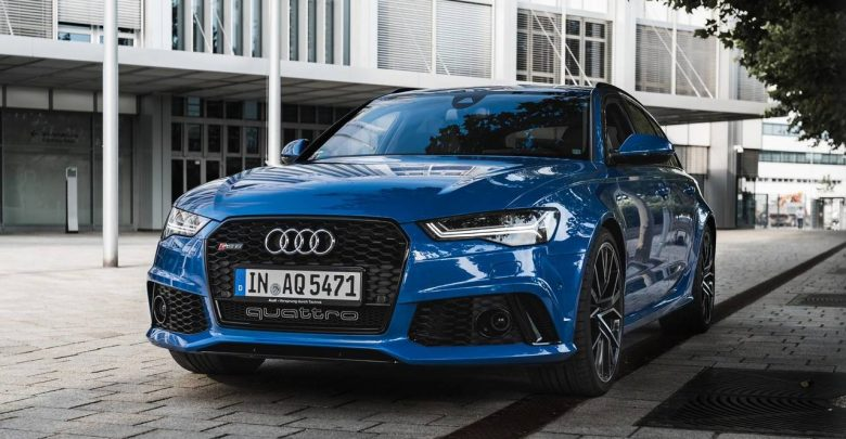 audi annonce une rs6 avant de 705 chevaux. Black Bedroom Furniture Sets. Home Design Ideas