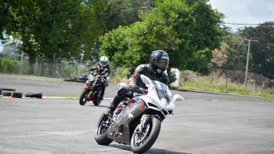 Photo of Venez rouler votre moto sur le circuit d'Anjalay Coopen