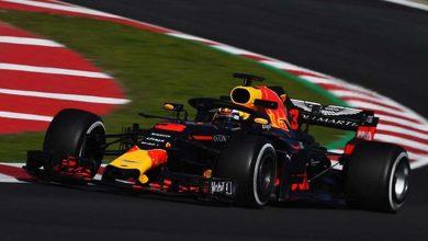 championnat 2018 de Formule 1