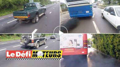 Photo of Compilation de véhicules fumigènes