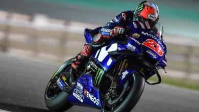 Photo of Moto GP: Vinales de retour en haut du classement