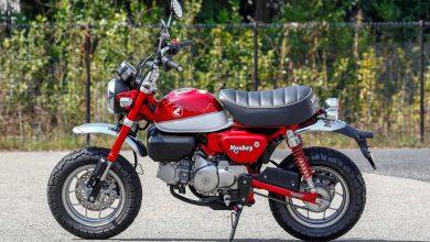 Photo of Honda relance la légendaire Monkey, l'icône des sixties