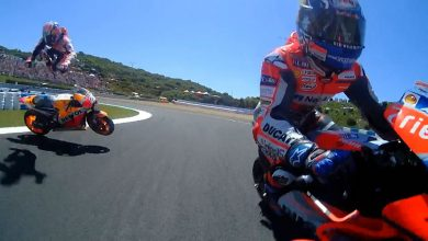 Photo of MotoGP : victoire de Marc Marquez, chute des deux Ducati et de Pedrosa