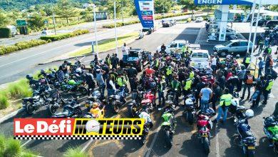 Photo of Open Ride : une soixantaine de grosses motos ont sillonné les routes de Maurice