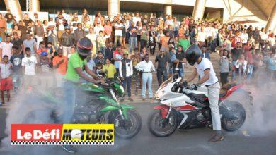 Photo of Les motos font leur show au Salon de l'Automobile