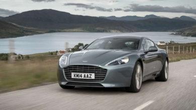 Photo of James Bond au volant d'une Aston Martin électrique dans son prochain film