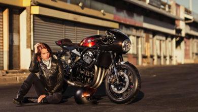 Kawasaki Z900 RS par MRS Oficina