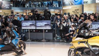 Photo of BMW présentera six nouveautés au Salon du deux-roues à Milan