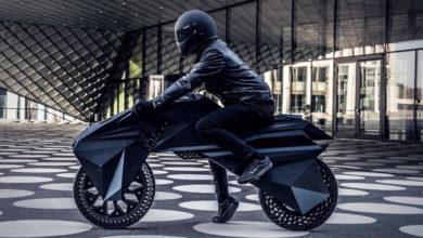 Photo of Une moto imprimée en 3D