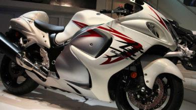Photo of Au revoir Suzuki Hayabusa