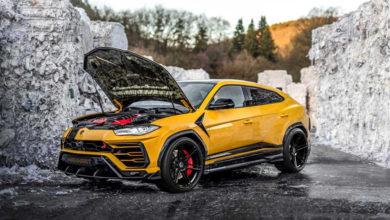 Photo of Un Lamborghini Urus gonflé à plus de 800 chevaux