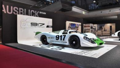 Photo of Visiter le musée Porsche sans sortir de chez soi