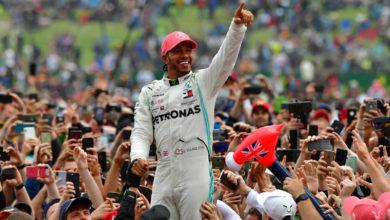 """Photo of F1 – Lewis Hamilton : """"La meilleure année de ma carrière"""""""
