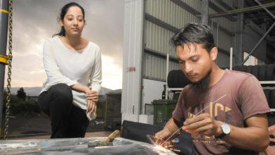 Photo of Directrice d'un garage – Khushboo Choytooa : Un riche héritage mécanique