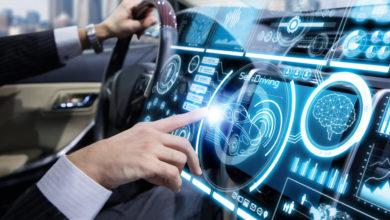 Photo of Jaguar Land Rover prévoit-il de troquer le tableau de bord contre des écrans OLED ?