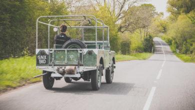 """Photo of Le Land Rover """"missing"""" de 1948 restauré"""