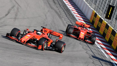 "Photo of F1: Ferrari doit ""progresser à 360 degrés"" en 2020 selon son team principal"