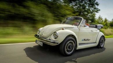 Photo of L'ancienne Volkswagen Coccinelle peut désormais être convertie à l'électrique