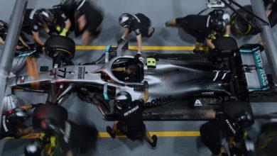 Photo of F1: Mercedes s'associe avec une équipe de cyclisme