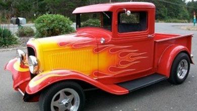 Photo of Un pickup Ford de 1932 hot rod en vente à Maurice