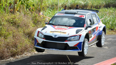 Photo of Rallye local : Champion 2019 : Rajesh Ramdenee toujours en verve