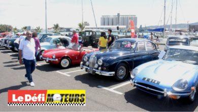 Photo of Vidéo – Classic Tour de Maurice : De belles voitures anciennes en balade