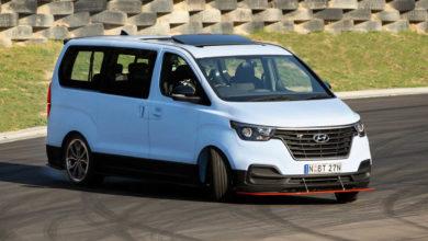Photo of iMax N Drift Bus : Un van Hyundai H-1 préparé pour le drift