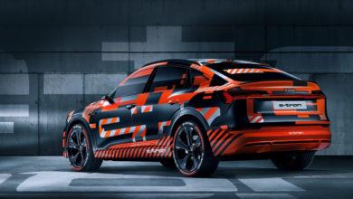 Photo of Première mondiale de l'Audi e-tron Sportback à Los Angeles