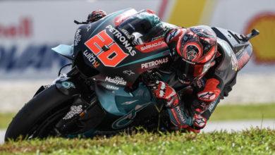 Photo of MotoGP : Nouvelle pole pour Quartararo, Marquez chute lourdement