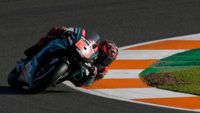 Photo of MotoGP : Fabio Quartararo s'adjuge la dernière pole de la saison à Valence