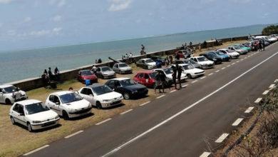 Photo of Les voitures françaises étaient en balade