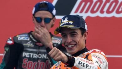Photo of MotoGP: nouvelle victoire de Marquez à Valence devant Quartararo