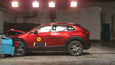 Photo of Vidéo : L'impressionnante résistance de la Mazda CX-30 aux crash-tests