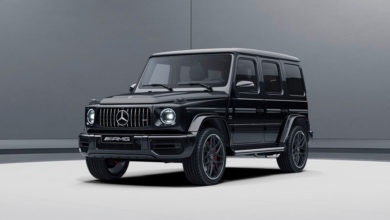 Photo of Le Mercedes Classe G passe à l'électrique