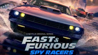 Photo of Une série animée inspirée de Fast & Furious diffusée sur Netflix