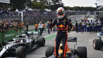 Photo of F1: Max Verstappen remporte un Grand Prix du Brésil fou