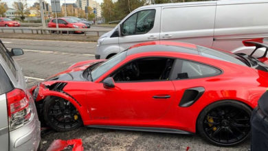 Photo of UK : Il accidente une Porsche 911 avant de l'acheter