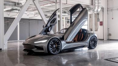 Photo of Les prototypes futuristes du Salon automobile de Los Angeles