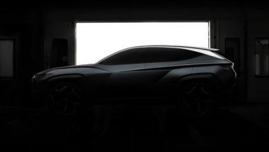 Photo of Hyundai révèle les contours d'un concept de SUV