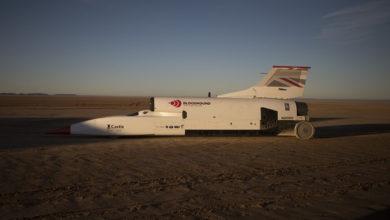Photo of Afrique du Sud : Une voiture-fusée dépasse les 1.000 km/h