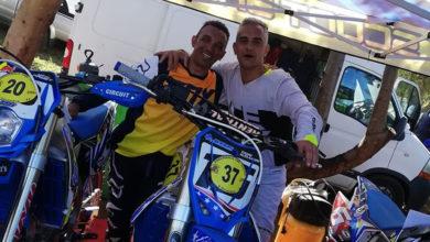 Photo of Enduro-cross à la Réunion : Le Mauricien Damien Momplé sur le podium