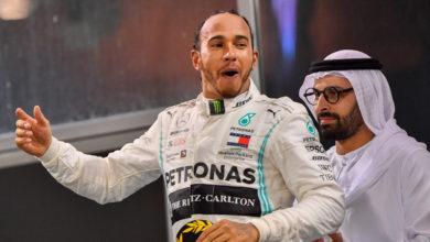 Photo of F1: Hamilton gagne à Abou Dhabi le dernier GP de la saison