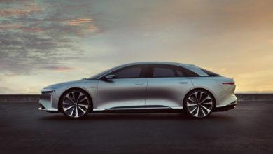 Photo of Le premier véhicule électrique de Lucid Motors sera produit fin 2020