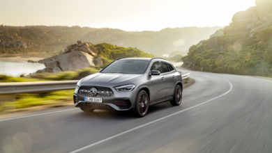 Photo of La 2e génération de Mercedes-Benz GLA
