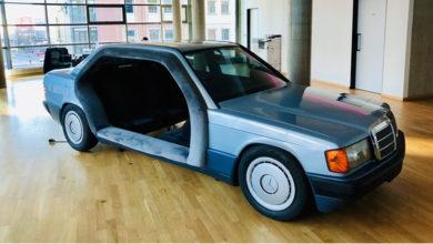 Photo of Allemagne : Une Mercedes métamorphosée en salle de réunion