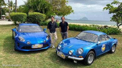 Photo of En visite à Maurice – Stéphane De Groodt et Raphael Personnaz : 2 passionnés d'autos