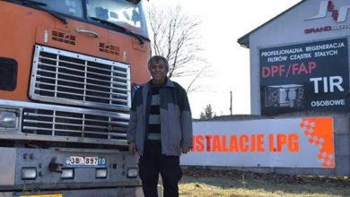 Photo of Un camionneur iranien en panne trouve une aide inespérée en Pologne